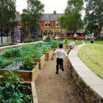 Centenary Gardens, Manchester