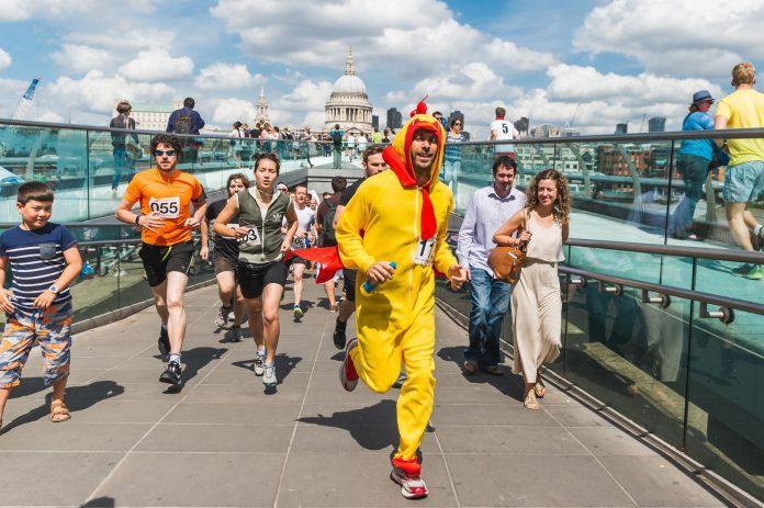 London Chicken Run