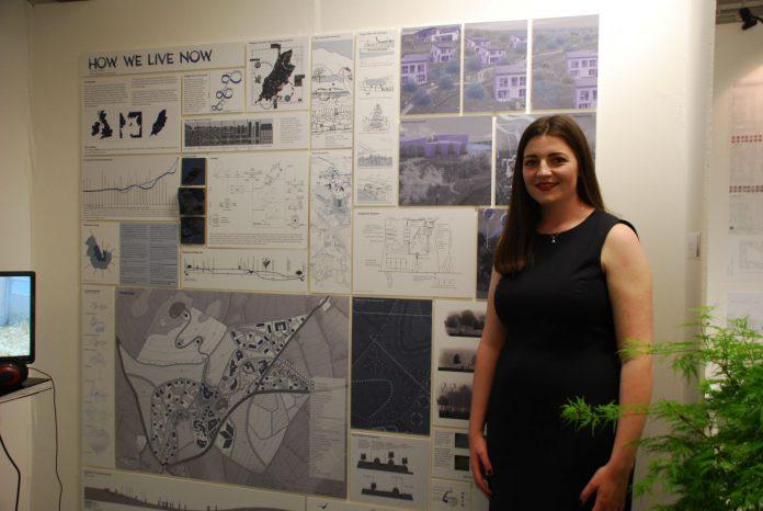 Corrine Payne, Writtle School of Design