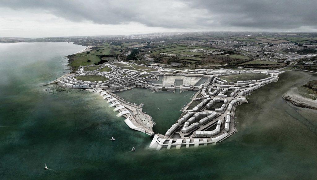 Transition to a Coastal Landscape