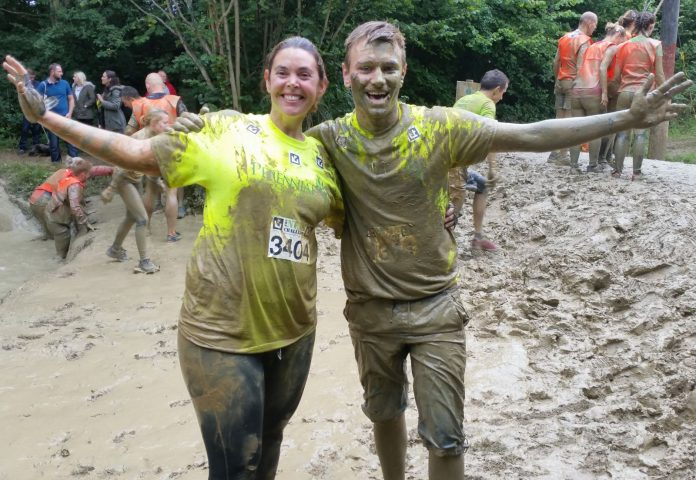 Go Nuts for HortAid mud run