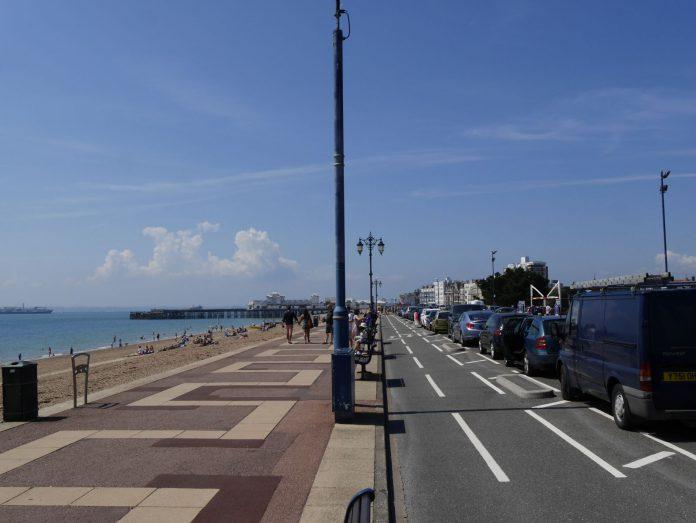 Portsmouth promenade