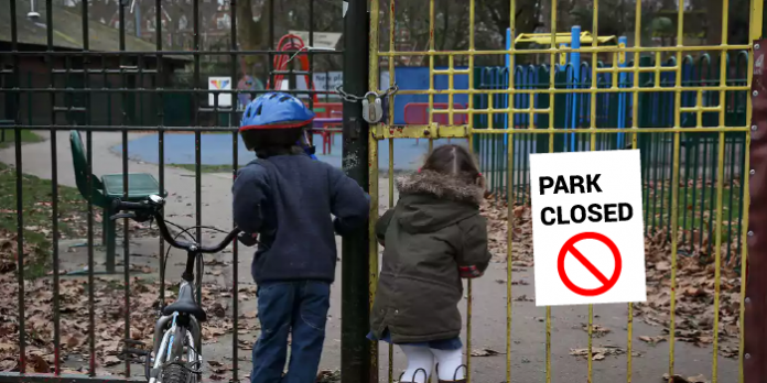The 'Save Our Parks' petition asks the government to make protecting parks a legal requirement