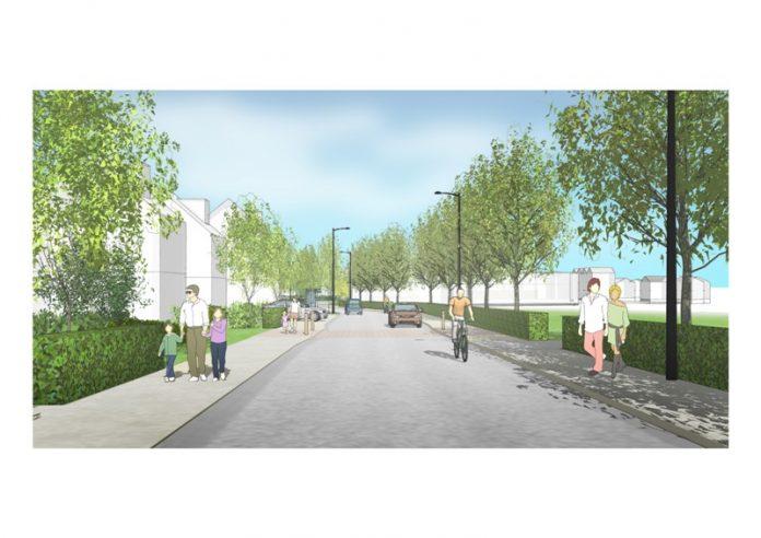 Barton Park flythrough