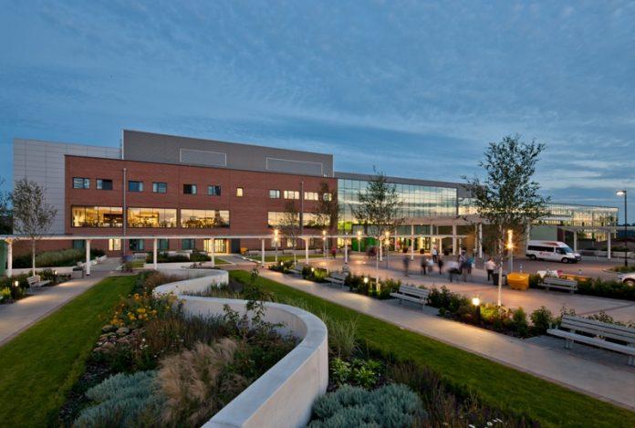 Royal Stoke Hospital arrivals