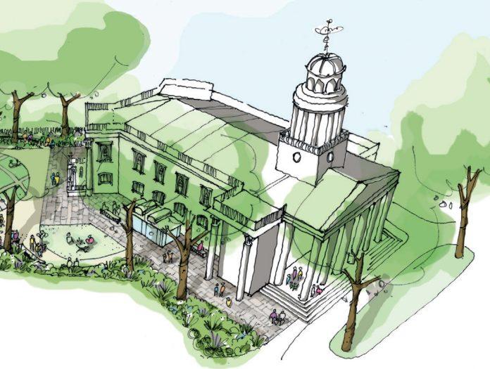 St Marylebone Church