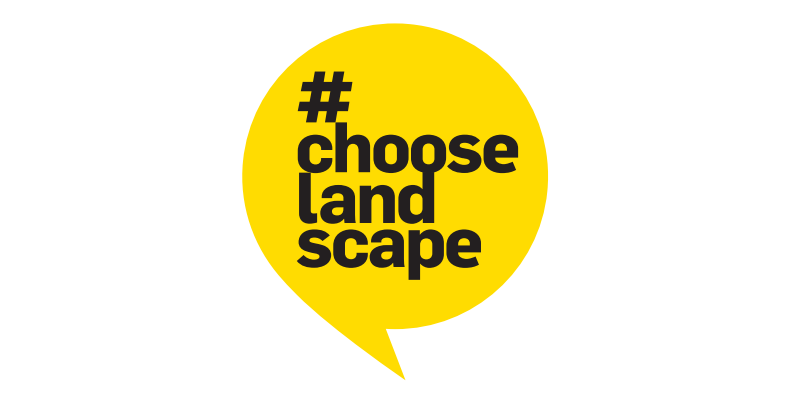#ChooseLandscape launch - how to get involved