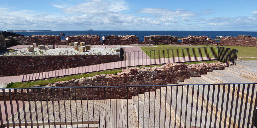 The Dunbar Battery - Rankinfraser Landscape Architecture