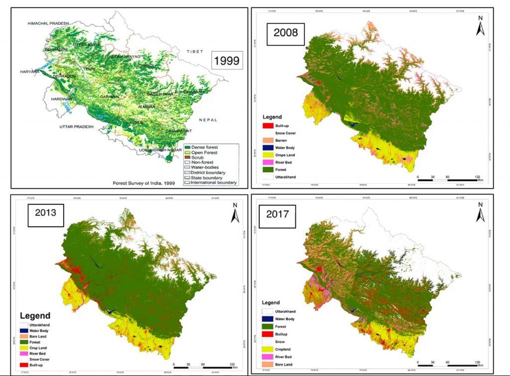 LISE - Himalaya Tree Cover