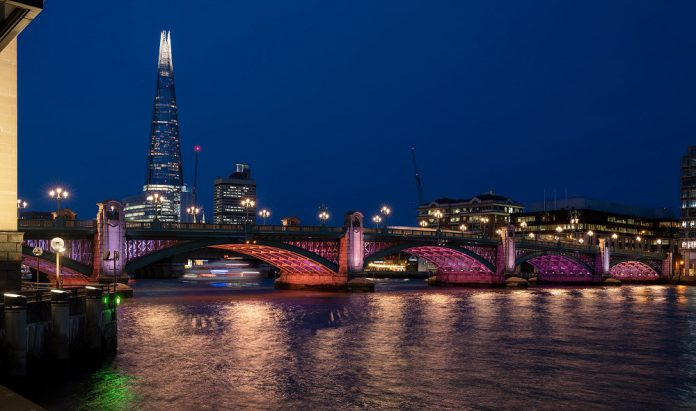 Illuminated River. Photo credit: Marshalls