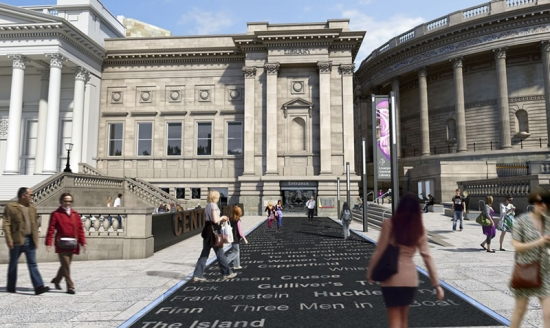 Liverpool library renovation