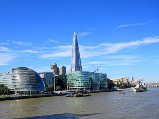 Landscape in London