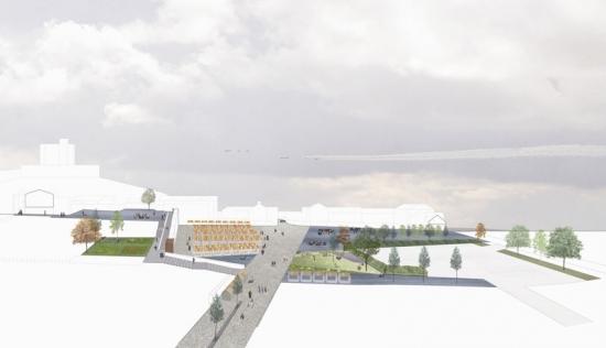 DSDHA's design proposals.