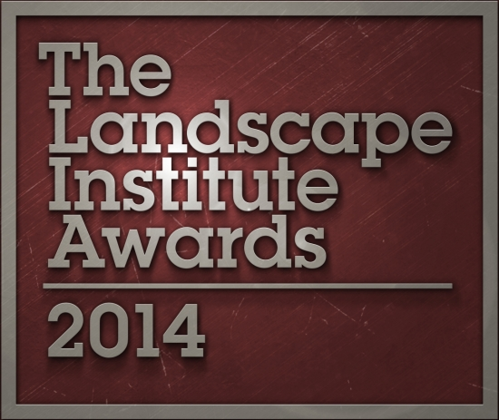 Landscape Institute Awards 2014