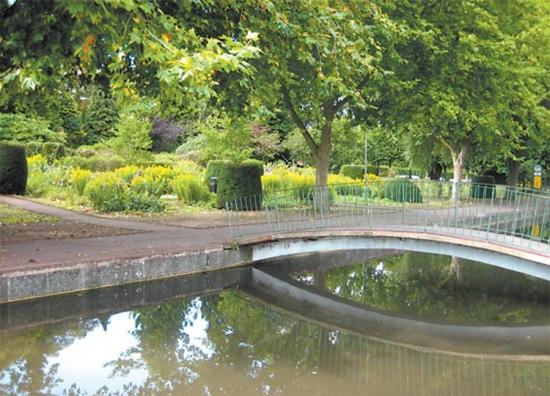Hemel's Water Gardens today
