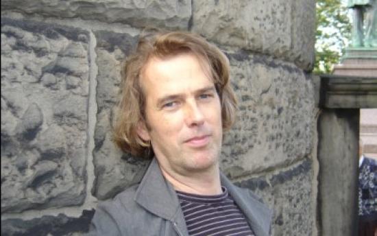Eelco Hooftman, founder of Gross. Max.
