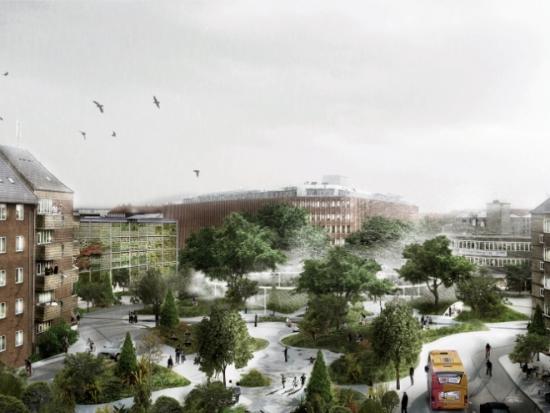 Denmark's first climate-adapted neighbourhood