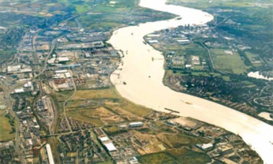 Thames Gateway Parklands programme