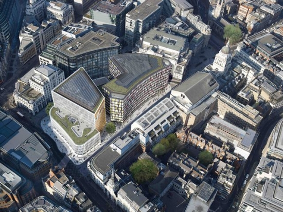 Gustafson Porter reveals New Ludgate public realm