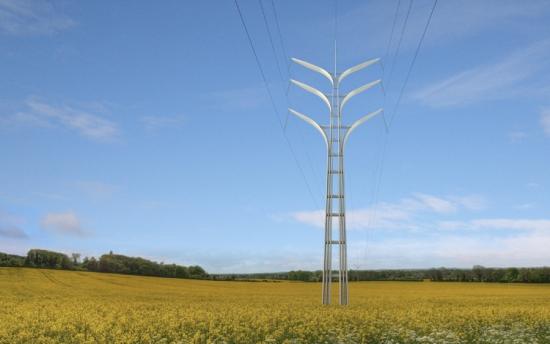 Gustafson Porter's 'Flower Tower'