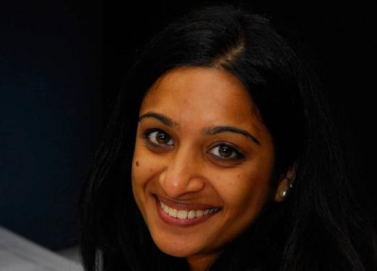Successful candidate Divya Umakanth