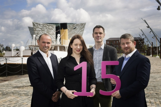 HLM celebrates 15 years in Northern Ireland