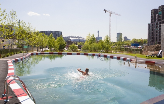 Kings Cross natural pool is ready to open