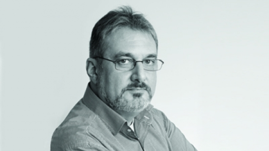 Landscape Institute chief executive Alastair McCapra