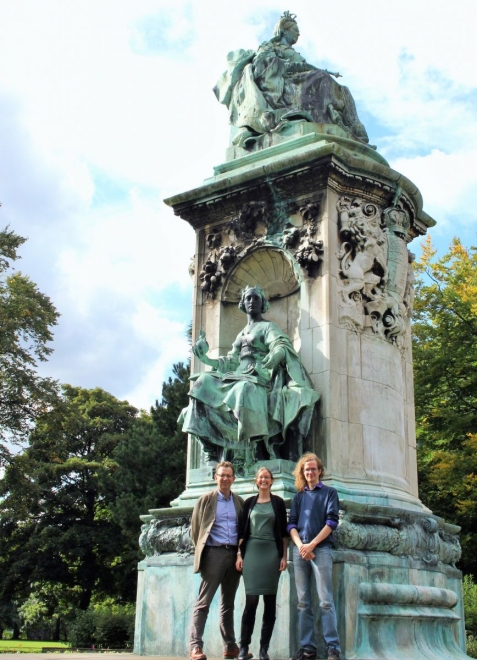 Study launched into Victorian parks