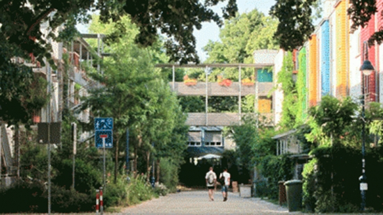Freiburg – picture credit: Malcolm Dodds