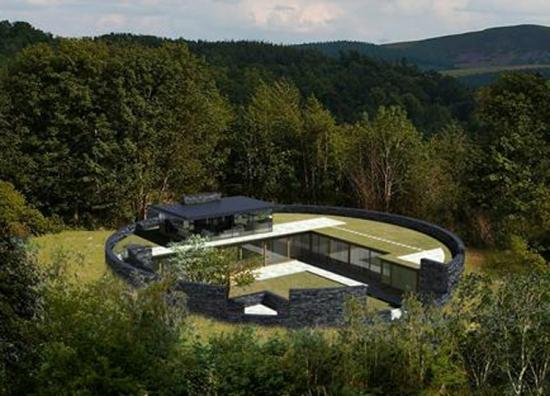 Architect Richard Murphy's