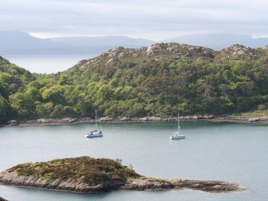 Scottish landscape Photo: Julian Jones