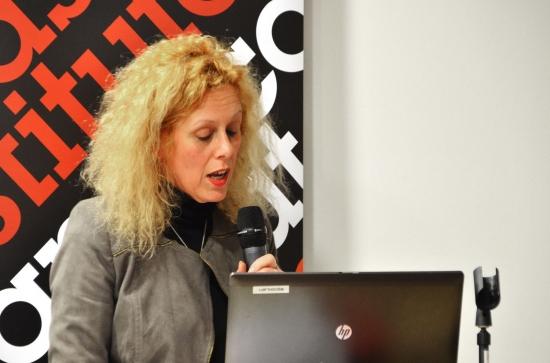 Sue Illman Landscape Institute President