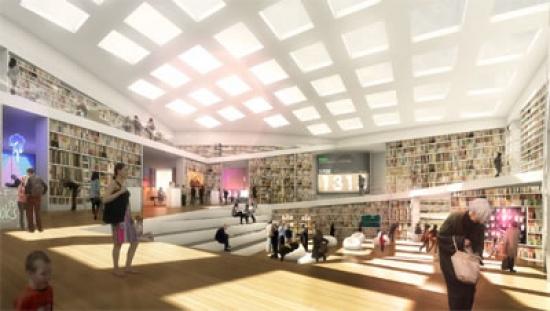 Dalarna university library