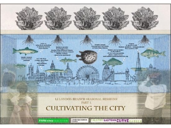 Cultivating the City talk