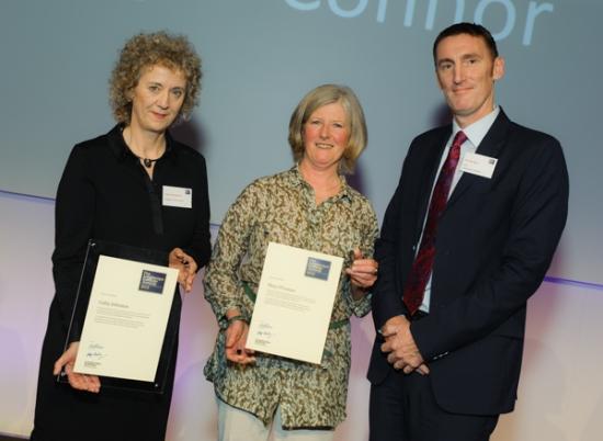 Two new fellows recognised at LI Awards at LI Awards