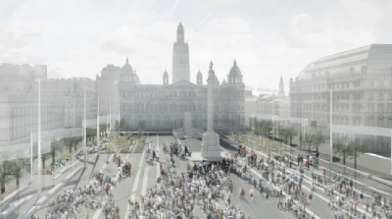 McAslan's winning scheme will not be built Ⓒ Glasgow City Council
